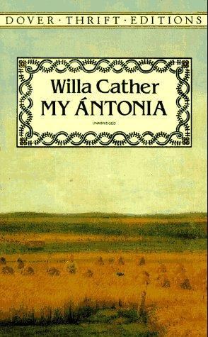 critics criticism on my antonia by willa cather In my antonia, what is a good thesis statement for book four check your paper » criticism of my antonia my antonia by willa cather is a novel based on the memories of the protagonist, jim burden.